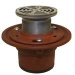 1100-MR - Adjustable Floor Drain