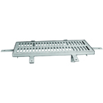 "2908 8"" Trench Grating"
