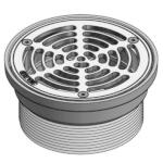 "Type 'DC' Strainer (4"" Threaded Shank)"