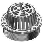 "Type 'KR' Strainer (4"" Threaded Shank)"